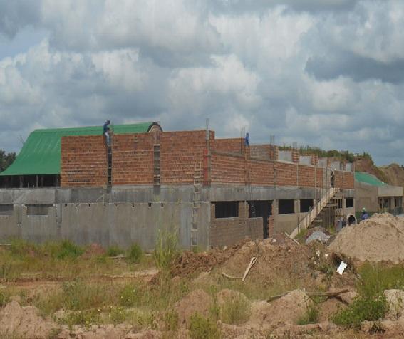 Bloco de Ensino Campus Pedreiras.
